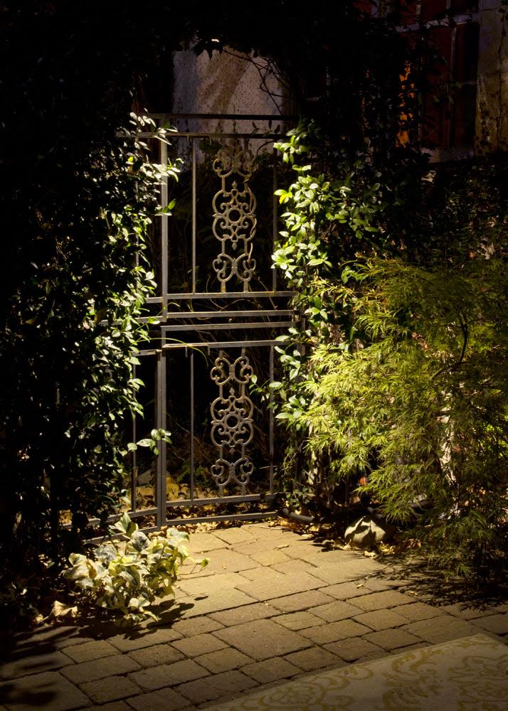 Project 8 – Mysterious Garden Gate