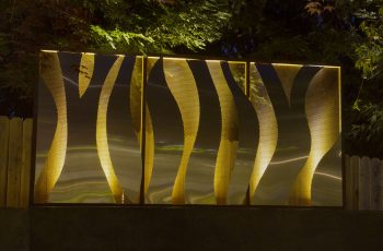 Project 14 - Decorative Garden Screen Illumination