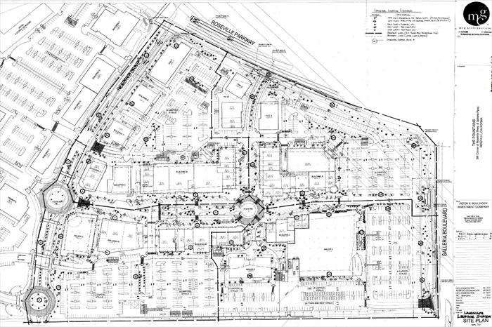 Design 2 – Landscape Lighting Site Map